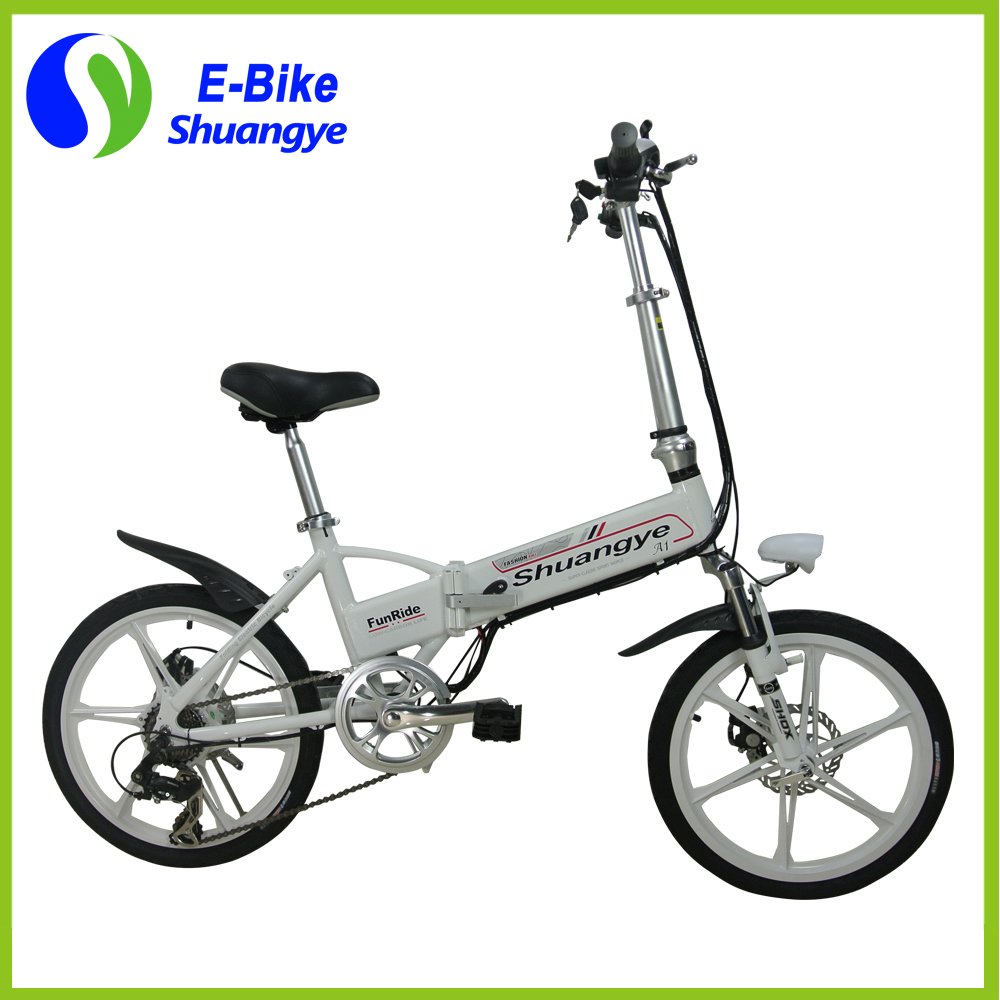 2016 Best Selling Good Quality Foldable Portable electric battery bicycle Frame 36v Electric Bike(China (Mainland))