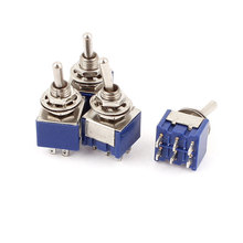 Buy UXCELL Thread Size Car Truck Atv Airplane 3 Pins 2 Position Toggle Switch Ac 250V/3A 125V/6A 5Pcs for $2.00 in AliExpress store