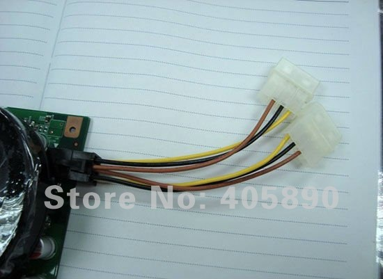 4 Pin Connector Power Supply 4 Pin to 6 Pin Gpu Power