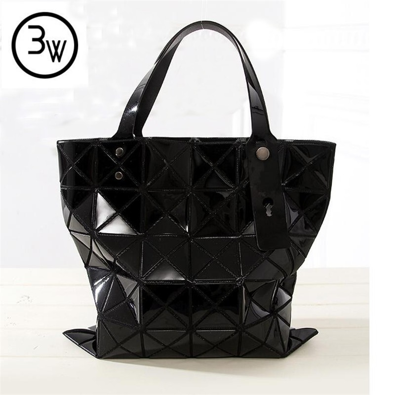 2016 Fashion Ladies Bags Japan Geometry Tote PU Women Shoulder Bag Fashion Cycle BAOBAO Crossbody Bags Promotion 1pcs/Lot(China (Mainland))