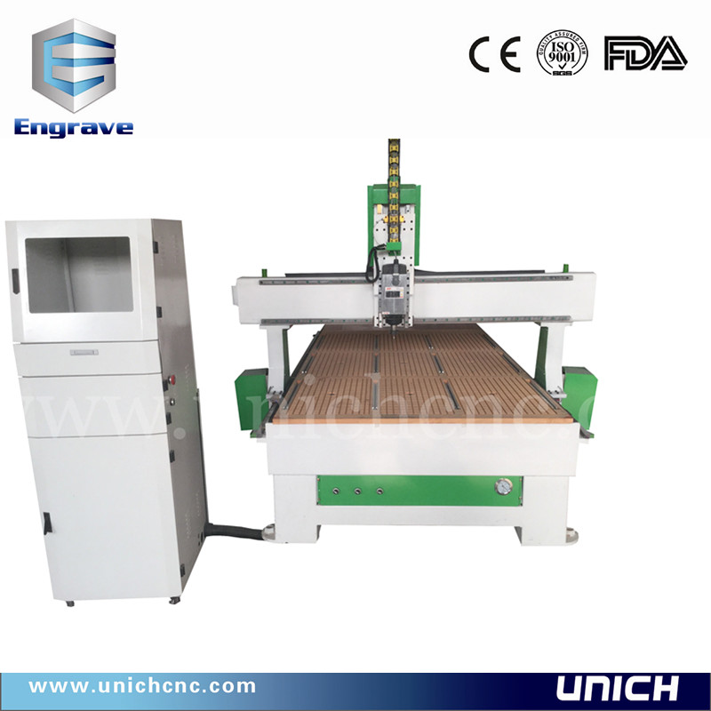Unich top quality cnc router machine/automatic 3d wood carving cnc router(China (Mainland))