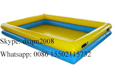 Family used Inflatable Swimming Pool for Adult and Kidswith Free air pump and free shipping factory china(China (Mainland))