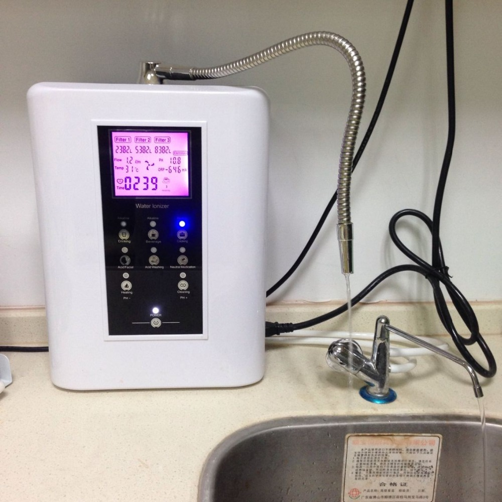 Wholesale Water Ionizer  with heating function From Factory<br><br>Aliexpress
