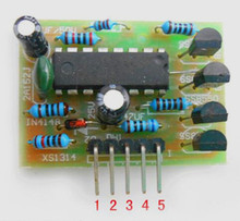FREE Shipping! ! !electronic SG3525 driver board / driver board inverter / S8550 S8050 has a high frequency pre-driver(China (Mainland))