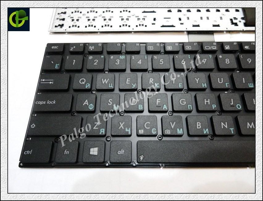 Russian Keyboard for Asus X550 X550C X501 X501A X501U ...