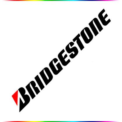 Bridgestone Stickers Motorcycle Car Stickers Motorcycle
