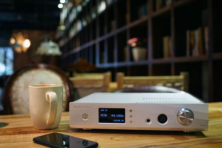 GUSTARD A20H Dual AK4497 XMOS USB DAC Headphone Amp HIFI EXQUIS Class A XLR PCM/DSD DOP Decoder Amplifier
