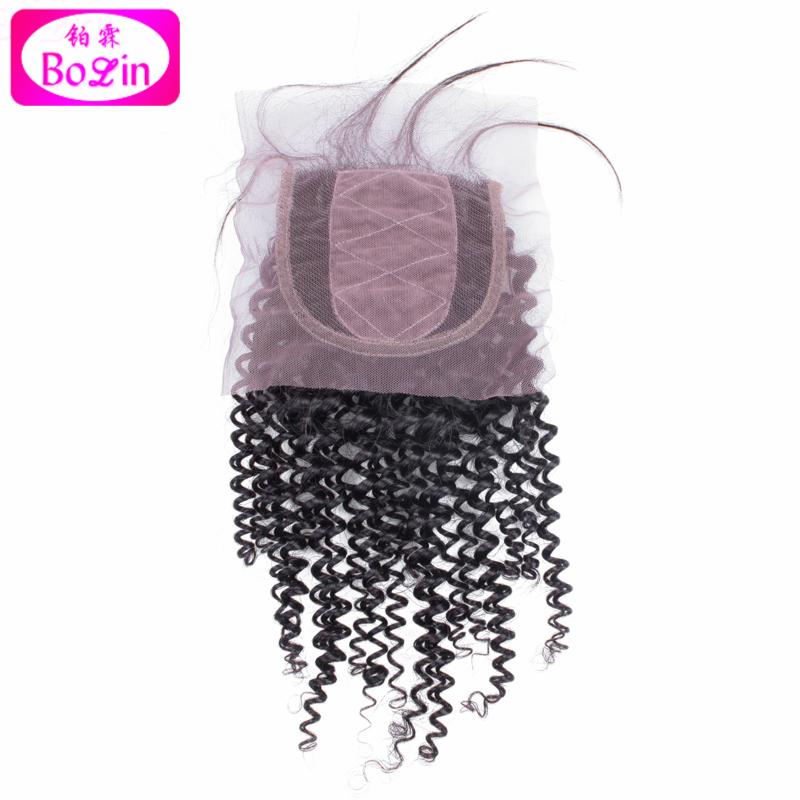 cheap silk base closure 2*4 malaysian kinky curly hair silk closure 10-20free part unprocessed malaysian virgin human hair<br><br>Aliexpress