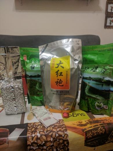 Спасибо продавцу, очень надежно упаковано. Чай уже несколько лет покупаем из Китая. Разница во вкусе с тем, что можно купить в магазинах- огромная.