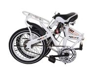 The new 12/16 inch mini folding bicycles Men and women type BMX bike adult suspension ultralight children(China (Mainland))