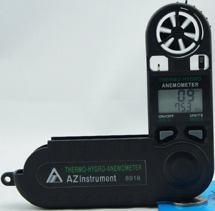 AZ-8918 Mini Windspeed Meter<br>