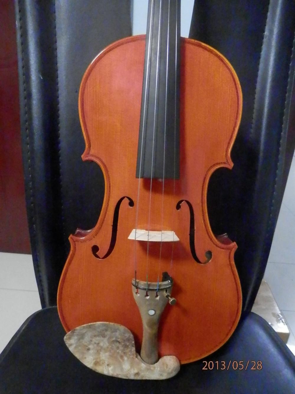 Neue handgefertigte 4 4 violine stradivari modell sch ne vogelperspektive holz keine zm2 in - Vogelperspektive englisch ...