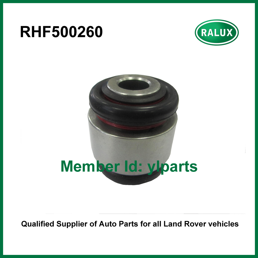 RHF000260 car rear knuckle upper bushing for Range Rover 02-09/10-12 auto bush spare parts hot selling china factory promotion(China (Mainland))
