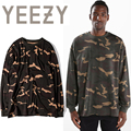 YEEZY T Shirt 1 1 High Quality SEASON 1 Summer Justin Bieber Clothes Kanye West Camouflage