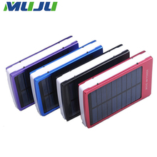 20set/lot High quality Solar Power Bank 20000mAh Portable Solar charger External Battery Pack for Apple Samsung HUAWEI HTC etc.
