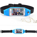 Sport Gym touch screen multifunction Waist Bag Case For iPhone 6 6S Running Wallet Cover with