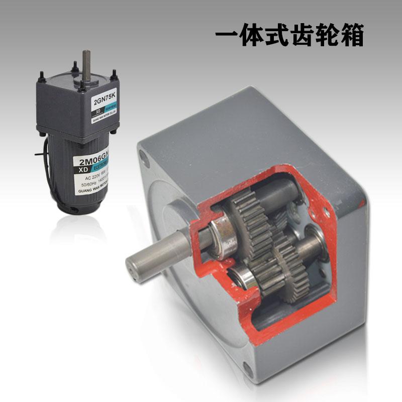 220V AC Gear Motor 6W Single Phase Motor Slow Reversing Micro-Speed Small Motor<br><br>Aliexpress