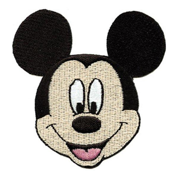 Bordado de Mickey Mouse - Imagui