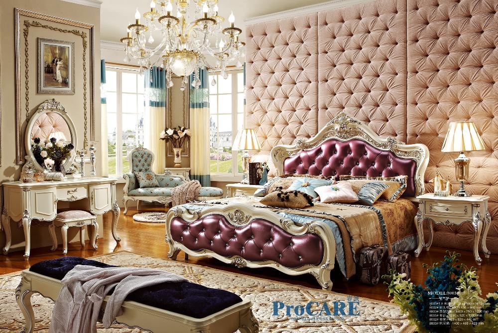 Popular carved bedroom sets buy cheap