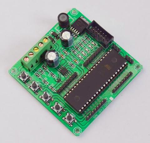 FREE Shipping! ! ! 5pcs AT89S52 microcontroller development board 485/485 design / development module 485 / Electronic Component(China (Mainland))