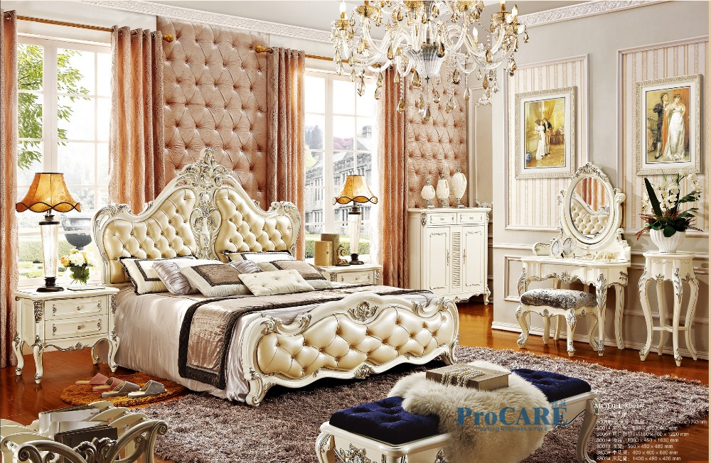 Popular Luxury Bedroom Furniture European Buy Cheap Luxury Bedroom Furniture