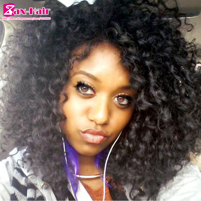 u part wig human hair brazilian for black women 100% human hair natural hairline curly customized Grade 7a hot sale unprocessed