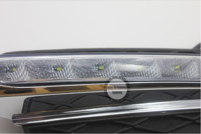 1:1replacment Car-Specific drl led lighting Excellent Quality LED daytime running light fit for 2007-2009 BMW X5 E70