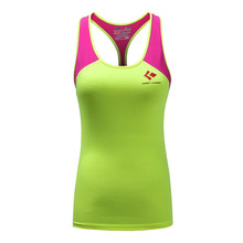 3 Colors Summer Women Leisure Sexy Gym Bodybuilding Yo-ga Tank Tops Ladies Jogging Running Badminton Sport Vest For Female Tops