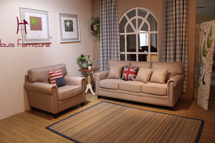 North american style luxury suit sofa solo rural wind home Home n decor furniture