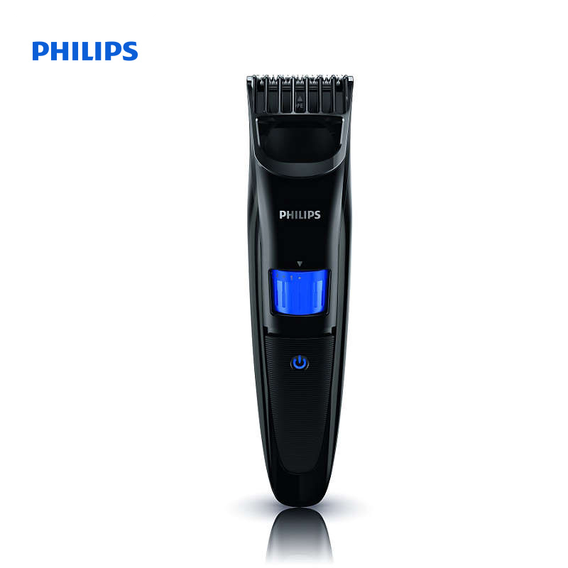 philips beardtrimmer series 3000 beard trimmer 1mm precision settings stainless steel blades 10h. Black Bedroom Furniture Sets. Home Design Ideas