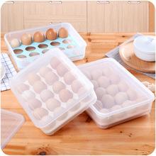 5Pcs 2016 New Egg Food Container Storage Box 20 Grid Basket Organizer Home Kitchen Gadgets Items Accessories Supplies F4858M(5)