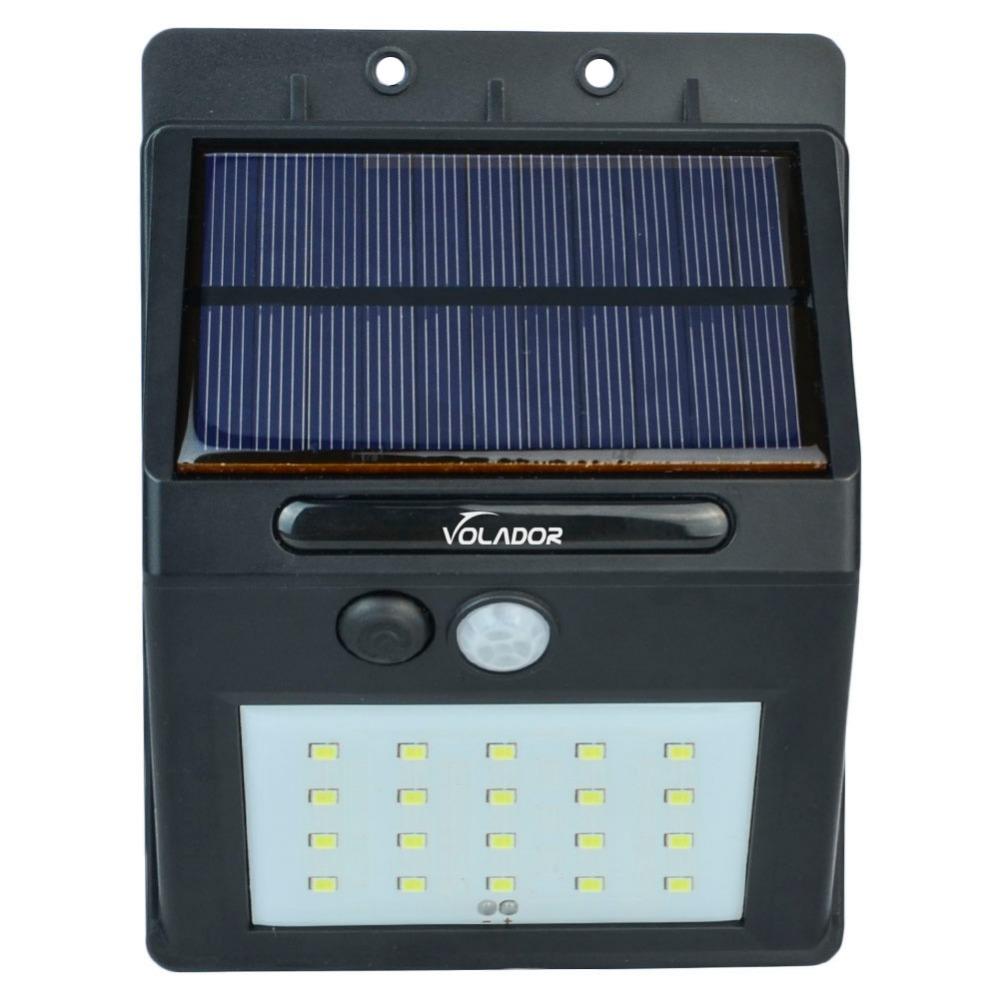 20 LED Solar Powered Motion Sensor Light Outdoor Solar Led Flood Lights Spotlights Garden Patio Pathway Lamps Emergency Lighting(China (Mainland))