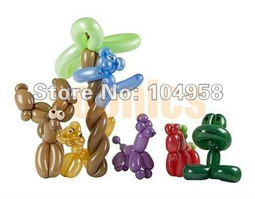 Игрушки из шариков для моделирования своими руками
