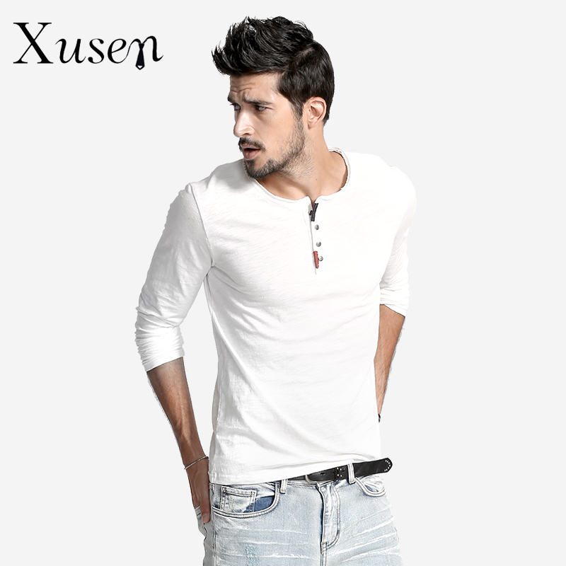 "The name comes from the town of Henley-on-Thames, in England, where the local rowing team wore the style for their uniforms. A henley is a collarless shirt with a buttoning placket or ""fly"" in the front."