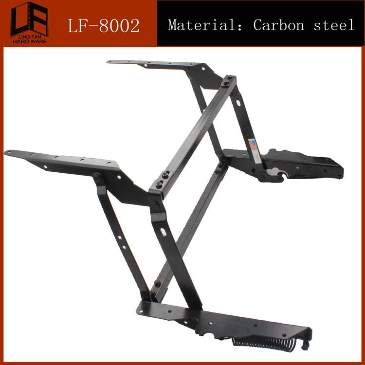 furniture part coffee table mechanism,convertible coffee table to dining table,lift top coffee table hinges(China (Mainland))