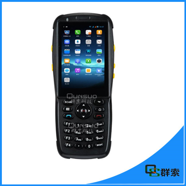 PDA3501 hand held barcode data terminal android nfc reader with symbol 1D barcode scanner(China (Mainland))