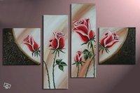 Картина handpainted petalshome 4