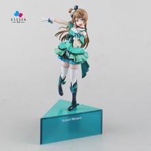 Kissen lovelive Figures Minami Kotori School doll Figure Snow Ver. Pvc Anime Sexy Girl