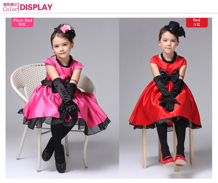 Aliexpress.com: Comprar 2013 recién llegado de niñas vestido de ...