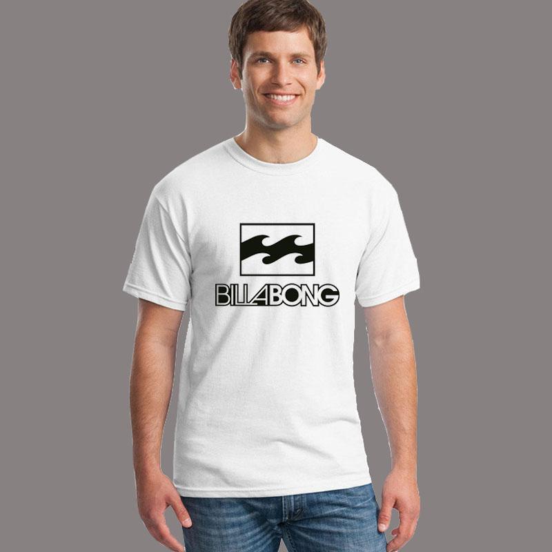 Euro Size Billabong T Shirts Men Hip-Hop BILLABONG Dgk Mens tshirt Cotton O Neck Tops Tee Shirt 223(China (Mainland))