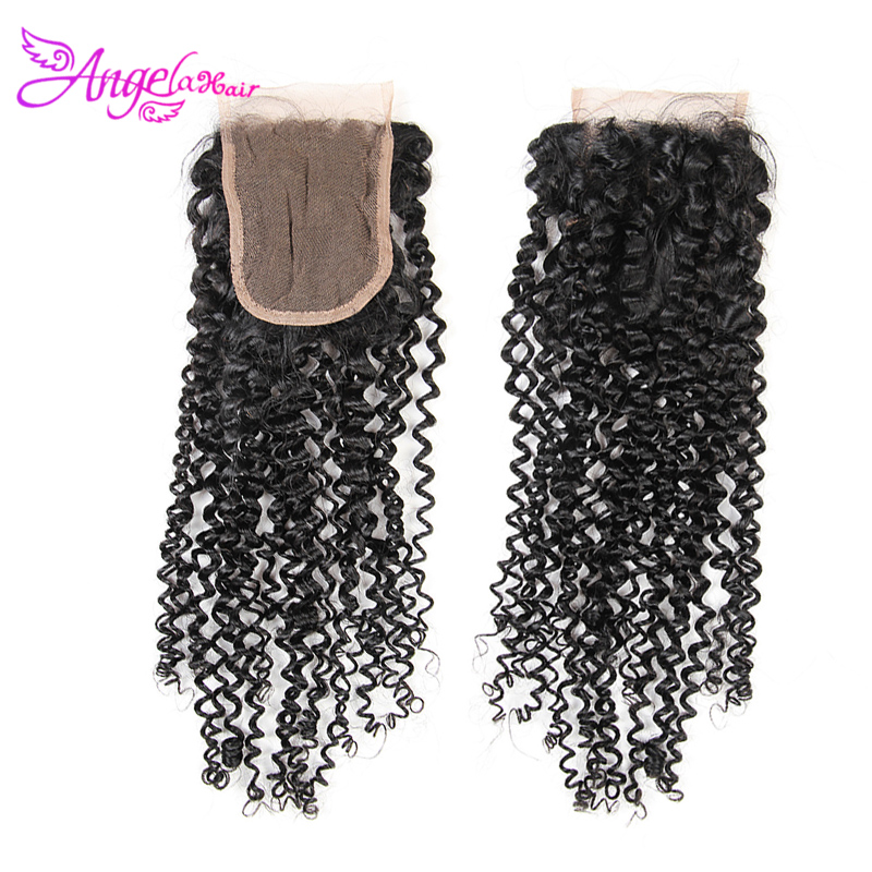 Cheap 6A  Malaysian Virgin Hair lace Closure 4*4 Swiss Lace Closure Free/3/Middle part Curly Weave Human Hair Lace Closure<br><br>Aliexpress