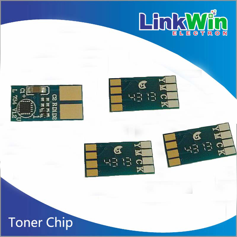 Chips for toner for LEXMARK C734/C736/X734/X736/X738 hot products to sell online