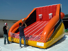 PVC inflatable games inflatable font b basketball b font hoops inflatable playground