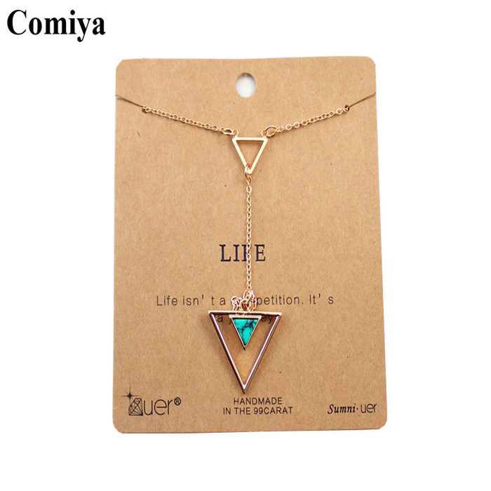 Colar unbelievable price turquoise color perfumes and fragrances for women good luck pendant necklaces gift exquisite jewellery(China (Mainland))