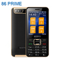 Original Servo V8100 2 8 inch Mobile Phone 4 SIM cards Cell phone Bluetooth Flashlight MP3