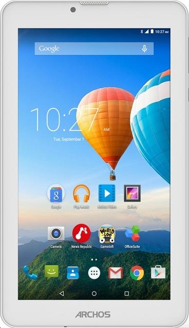 Планшетный ПК Archos 70c Xenon (8 ГБ, Wi-fi, 3G) 503050