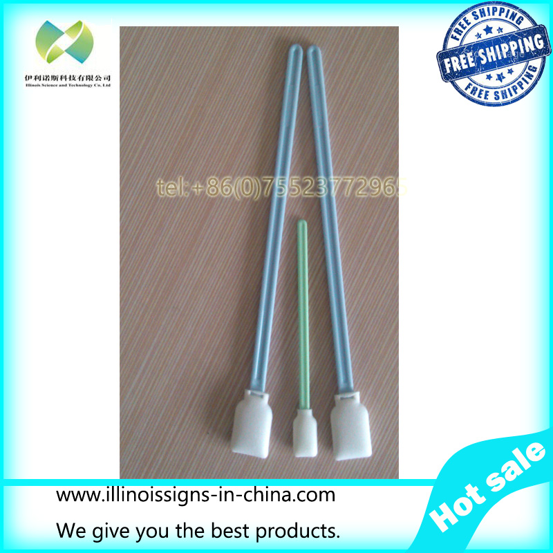 10pcs big cleaning stick printing machinery part eco solvent(China (Mainland))