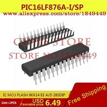 Diy Kit PIC16LF876A-I/SP IC MCU FLASH 8KX14 EE A/D 28SDIP PIC16LF876A-I 16LF876 PIC16LF876 - Chips Store store