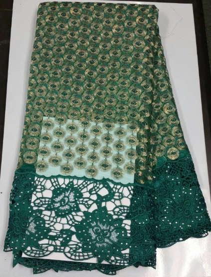 Fashion style 2016 factory wedding dress french net lace fabric for women(China (Mainland))