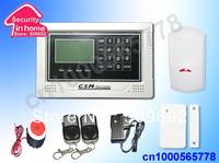 Датчики, Сигнализации Home security 10pcs/lot touch GSM  GSM014